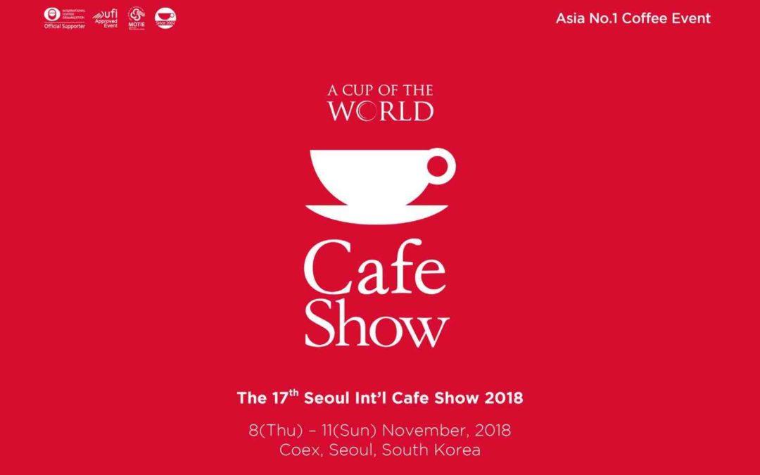 CAFESHOW Seoul 2018